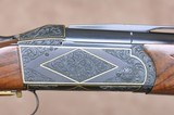 "Krieghoff Gold Suhl Scroll Skeet 30"" with Briley Tubes (317) - 2 of 9"