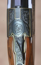 "Krieghoff Gold Suhl Scroll Skeet 30"" with Briley Tubes (317) - 4 of 9"