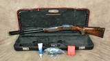 "Krieghoff Gold Suhl Scroll Skeet 30"" with Briley Tubes (317) - 9 of 9"