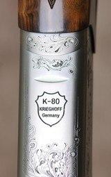 "Kreighoff K80 Vintage Scroll Pro Sporter 32"" (638) - 3 of 8"