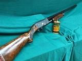 12 Ga Grade 3 Ithaca Model 37 One of 3 Guns Produced - 14 of 14