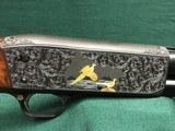 12 Ga Grade 3 Ithaca Model 37 One of 3 Guns Produced - 8 of 14