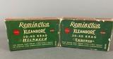 Remington Xleanbore 30-40 Krag