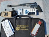 SMITH AND WESSON XVR PERFORMANCE CENTER460 S&W