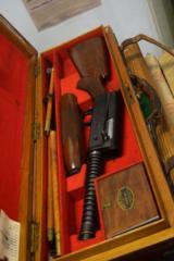 Remington 11 20ga in Oak and leather case