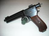 Steyr Model 1907 Military Pistol 8 mm