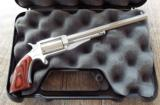 """NORTH AMERICAN ARMS 1860 HOGLEG 22 MAGNUM ~6"""" BARREL *** SERIAL NUMBER HL 0003 ***NEW IN THE BOX"""