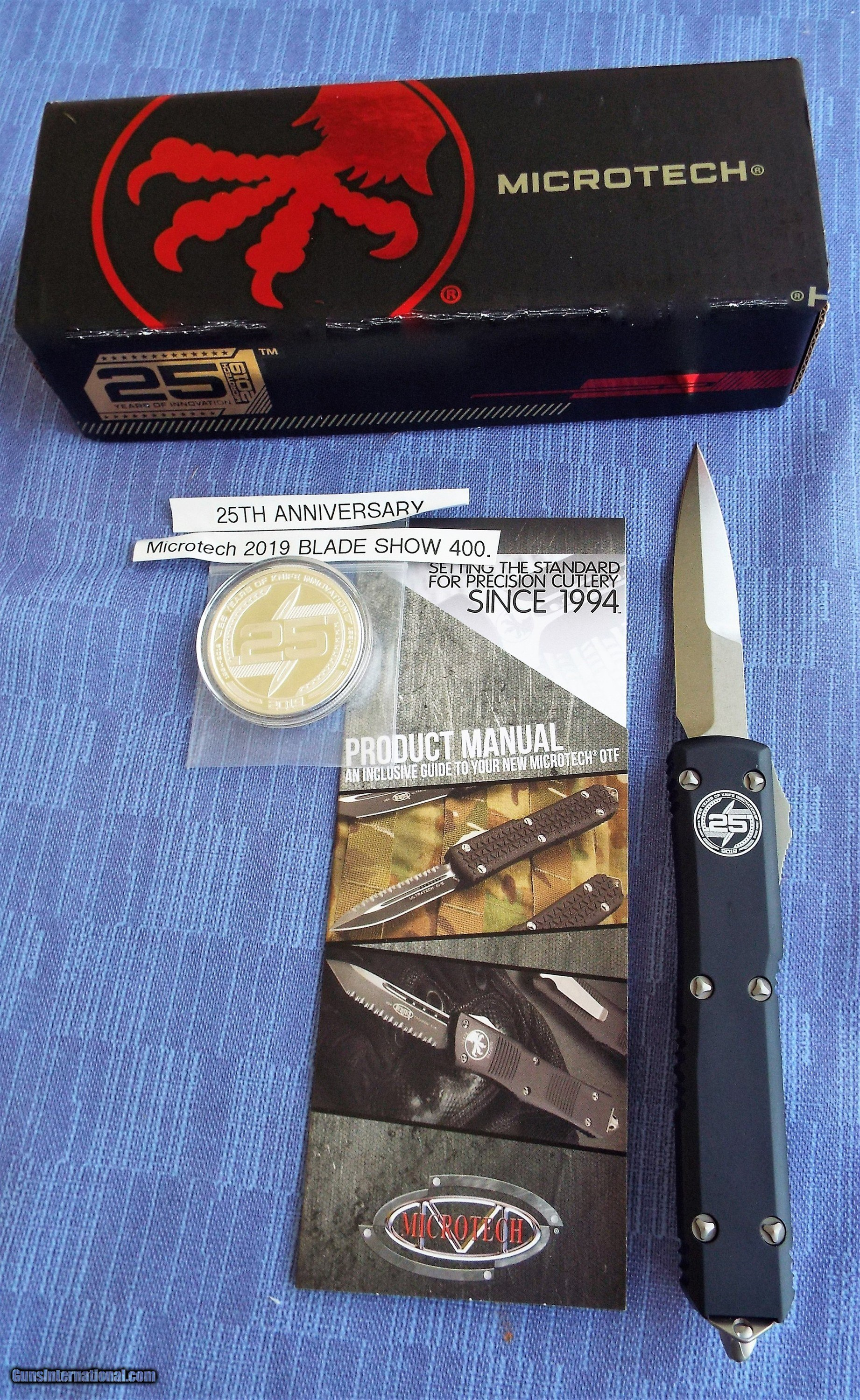Microtech knives inc