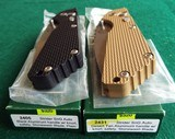 PROTECH STRIDER SnG KNURLED ALUMINUM(Tan or Black) AUTO KNIVES WITH LOCK & STONEWASH PLAIN BLADES (NIB) dealer - 9 of 10