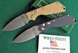 PROTECH STRIDER SnG KNURLED ALUMINUM