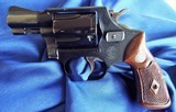 S&W Pre-model 37 AIRWEIGHT CHIEF'S SPECIALRare ALLOY Cylinder SQUARE Butt ** COLLECTOR ONLY**
