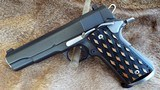 CUSTOMIZEDCOLT GOVERNMENT SERIES 70 ~ Full Size ~ ROBAR Finish, ED BROWNMatch Barrel& much more!!