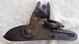 ANTIQUE FLINTLOCK (LOCK ONLY) from WAR of 1812 RAIL-MOUNTED BLUNDERBUSS ENGLISHExcellent Condition! - 13 of 13