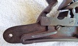 ANTIQUE FLINTLOCK (LOCK ONLY) from WAR of 1812 RAIL-MOUNTED BLUNDERBUSS ENGLISHExcellent Condition! - 7 of 13