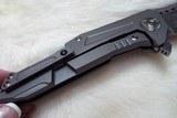 REATE K-3MOKUTI INLAY TITANIUM FRAME STAINLESS DAMASTEEL BLADE NIB Authorized Dealer - 7 of 7