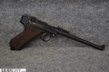 Luger P08 Artillery with Holster - 1 of 5
