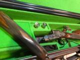 "Arrieta custom designed 16 bore ""Special Model No2 For Victor Chapman-England"" driven bird gun"