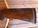 Browning Superposed Pigeon gr .410 with 28 inch barrels, 1966 RKLT - 5 of 10