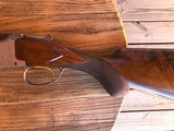 Browning Superposed Pigeon gr .410 with 28 inch barrels, 1966 RKLT - 6 of 10