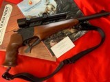 """Thompson Center Contender with 14"""" 30-30 barrel and Bushnell scope - 2 of 5"""