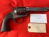 Colt Bisley .32 WCF ALL MATCHING - 2 of 3