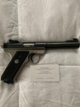Ruger Mark II limited production