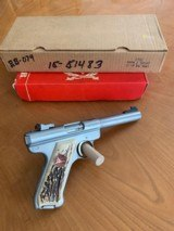 Ruger Mark I Target Pistol Customized by Busy Bee Gunsmith BB-074