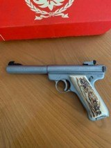 Ruger Mark I Target Pistol Customized by Busy Bee Gunsmith BB-074 - 3 of 6
