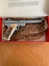 Ruger Mark I Target Pistol Customized by Busy Bee Gunsmith BB-074 - 2 of 6