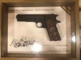 Pair of Colt, WWI Commemorative 45 ACP - 2 of 2