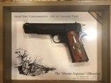 Pair of Colt, WWI Commemorative 45 ACP - 1 of 2