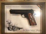 Pair of Colt WWI Commemoratives, 1911 - 1 of 2