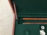 "Fox 20 ga. 28"" barrel gun case custom fitted - 4 of 8"