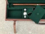 "Fox 20 ga. 28"" barrel gun case custom fitted - 6 of 8"