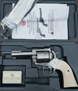 Rare Lipseys Ruger Bisely Blackhawk Stainless .44 Magnum