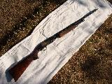 "Winchester Model 42 Shotgun 28"" Angelo Bee Engraved with 17 Gold Birds Unfired Condition"