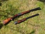 Marlin Model 90 Shotgun, Single Trigger, 2-Barrel Set, Both with Same Serial # 523 -16 & 20 Gauge