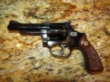 "Smith and Wesson Model Pre 43 4"" Blue 4 Digit!"