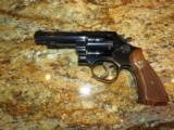 "Smith and Wesson 58 .41Magnum 4"" Blue - 1 of 7"