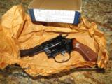 Smith and Wesson Model 43 Early, As new in the box