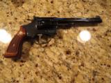 "Smith and Wesson Model 34 ""No Dash"" RARE 6 Inch"