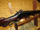 "Winchester Model 71 .348win. Deluxe ""1953"" 99%"