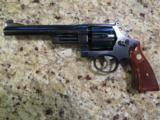 """Smith&Wesson .38sp """"Outdoorsman"""" early 98% - 7 of 10"""