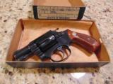 "Smith and Wesson Model 32-1 2"" Blue N.I.B."