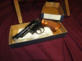 "Smith and Wesson 19-3 4"" High Polish Blue w/Box"