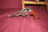 Smith & Wesson 29-2 Rare 6 inch Nickel 99.9%