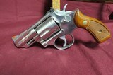 Smith and Wesson Model 66-1 2.5 Inch .357 Minty!