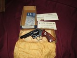"""Smith and Wesson 58 """"No Dash"""" 4"""" Factory box!"""