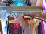 M1A1 Thompson Parts Set on Dummy Receiver - 2 of 8