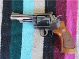 """Smith and Wesson Model 19-3 4 Inch """"High Polish"""" - 1 of 5"""